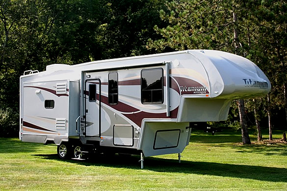 Forum for Titanium RV owners former owners and wannabes